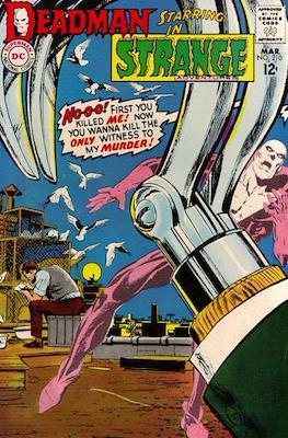 Strange Adventures (Comic Book) #210