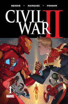 Civil War II (Comic-book) #1