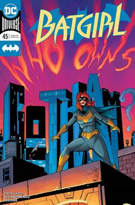 Batgirl Vol. 5 (2016-2020) (Comic Book) #45