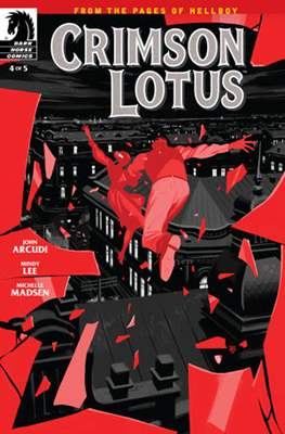 Crimson Lotus (Comic Book) #4