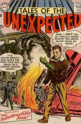 Tales of the Unexpected (1956-1968) (Comic Book) #12