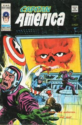 Capitán América Vol. 3 (1975-1980) (Grapa) #23