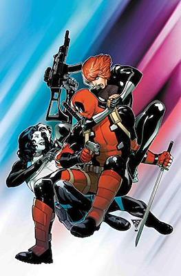 Domino: Hotshots (2019) (Comic Book) #2