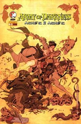 Army of Darkness: Ashes 2 Ashes (Comic Book) #3
