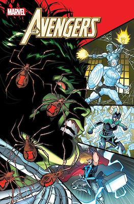 The Avengers Vol. 8 (2018-...) #47