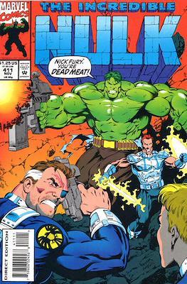 The Incredible Hulk Vol.1 (Saddle-stitched. 1962-1999) #411