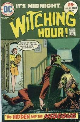 The Witching Hour Vol.1 (Grapa) #52