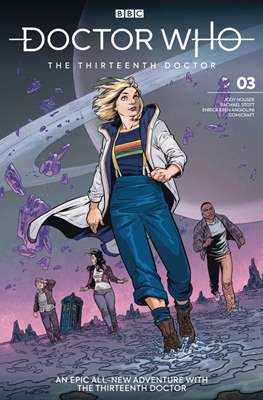 Doctor Who: The Thirteenth Doctor (Comic book) #3