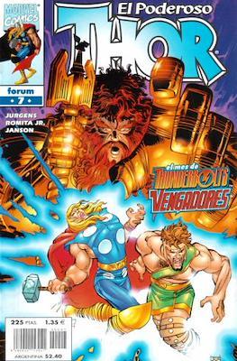El Poderoso Thor (1999-2002) #7