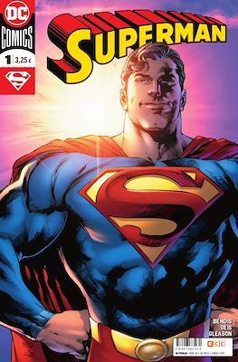 Superman. Nuevo Universo DC / Renacimiento (Grapa) #80/1
