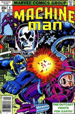 Machine Man Vol. 1 (Comic Book) #6