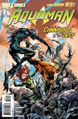 Aquaman Vol. 7 (2011-2016) (Comic-book) #3