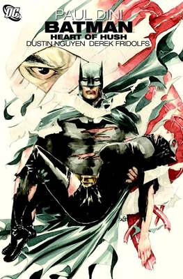 Batman. Heart of Hush