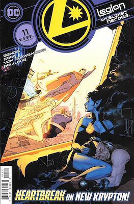 Legion Of Super-Heroes Vol. 8 (2019-2021) #11