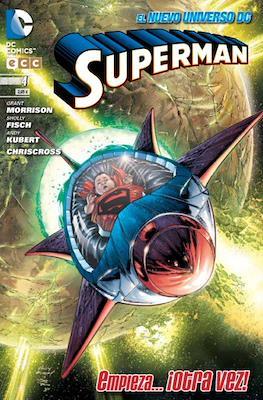 Superman. Nuevo Universo DC / Renacimiento (Grapa) #4