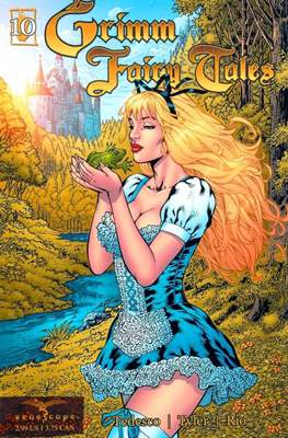 Grimm Fairy Tales (Comic Book) #10