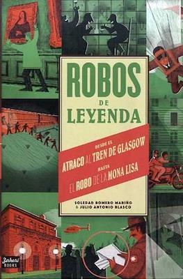 Robos de leyenda (Cartoné 64 pp) #