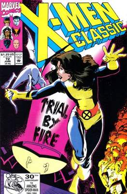 Classic X-Men / X-Men Classic (Comic Book) #72