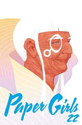 Paper Girls (Grapa 32 pp) #22
