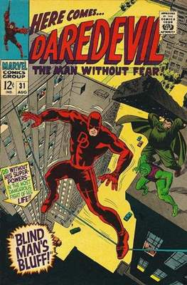 Daredevil Vol. 1 (1964-1998) (Comic Book) #31