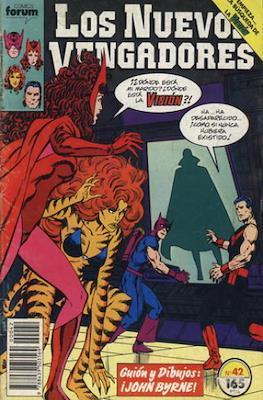 Los Nuevos Vengadores Vol. 1 (1987-1994) (Grapa 32 pp) #42
