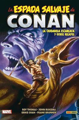Biblioteca Conan. La Espada Salvaje de Conan (Cartoné 208-240 pp) #9