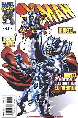 X-Man Vol. 2 (1996-2000) (Grapa 24 pp) #43