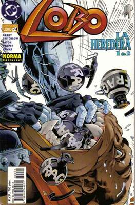Lobo (Rústica, 48 páginas (1997-2001)) #4