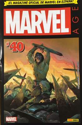Marvel Age (2016-) (Grapa) #40