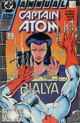 Captain Atom Annual (1988) (Grapa) #2