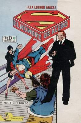 Superman Vol. 1 #4