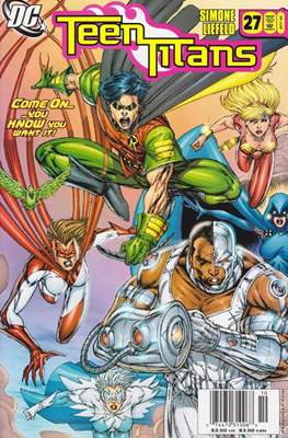 Teen Titans Vol. 3 (2003-2011) (Comic Book) #27