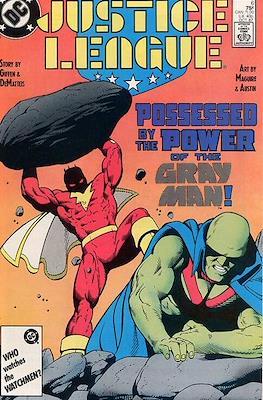 Justice League / Justice League International / Justice League America (1987-1996) (Comic-Book) #6