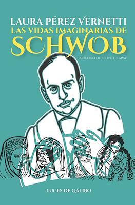 Las vidas imaginarias de Schwob (Cartoné 80 pp) #