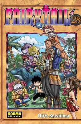 Fairy Tail (Rústica) #28
