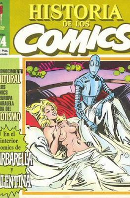 Historia de los Cómics (Grapa 32 pp) #24