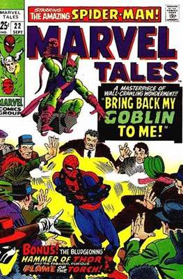 Marvel Tales (Comic Book) #22