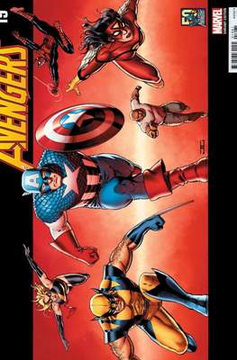 Avengers Vol. 5 (2013-2015 Variant Covers) (Comic Book) #19.4