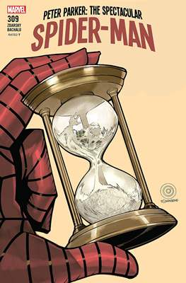 Peter Parker: The Spectacular Spider-Man (2017-2018) (Comic Book) #309
