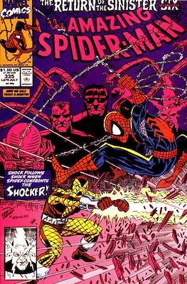 The Amazing Spider-Man Vol. 1 (1963-2007) (Comic-book) #335