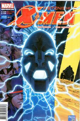 Astonishing X-Men (Grapas) #11