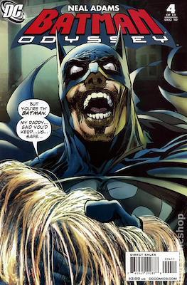 Batman: Odyssey Vol. 1 (2010-2011) (Comic Book) #4