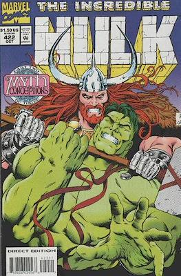 The Incredible Hulk Vol.1 (Saddle-stitched. 1962-1999) #422