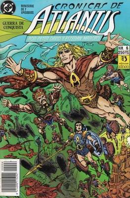 Crónicas de Atlantis (Grapa 56 pp) #6
