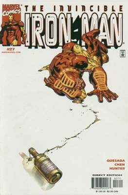 Iron Man Vol. 3 (1998-2004) (Comic-book) #27