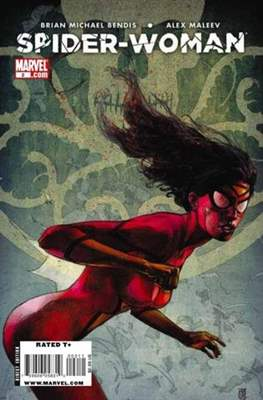 Spider-Woman (Vol. 4 2009-2010) (Comic Book) #2