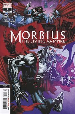 Morbius: The Living Vampire Vol. 3 (Variant Cover) #1.2