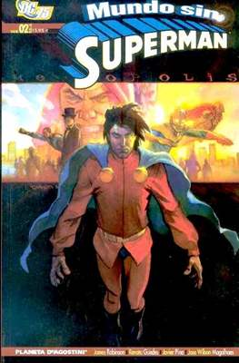 Mundo sin Superman (Rústica 160 pp) #2