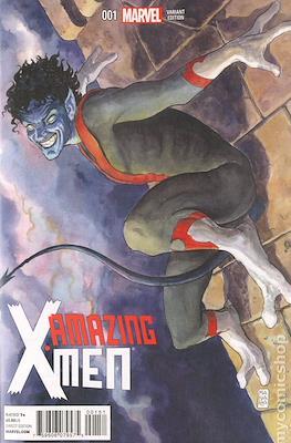Amazing X-Men Vol. 2 (Variant Covers) #1.3