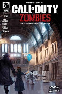 Call of Duty: Zombies Vol. 2 (2018-) (Comic book) #4